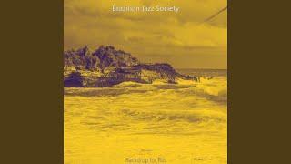 Contemporary Backdrops for Copacabana Clubs