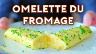 Binging with Babish: Omelette du Fromage from Dexter's Laboratory